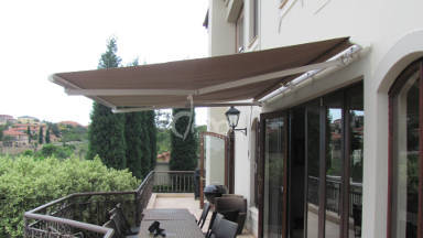Canvas Fold-arm Awning 29