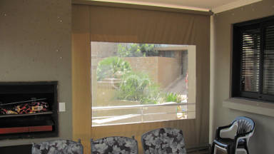Patio Roller blind 10