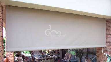 Patio Roller blind 15
