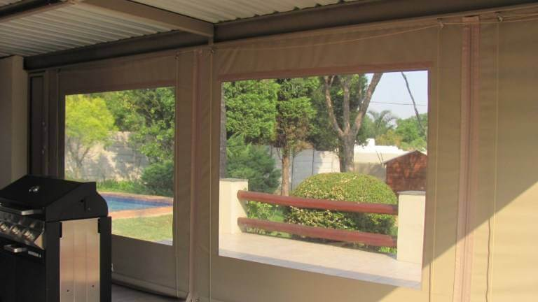 Patio Outdoor Blinds Gallery