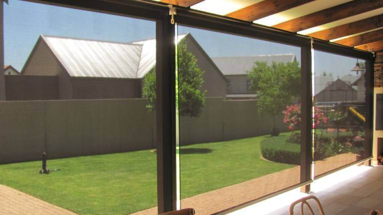 Solar Screens Gallery